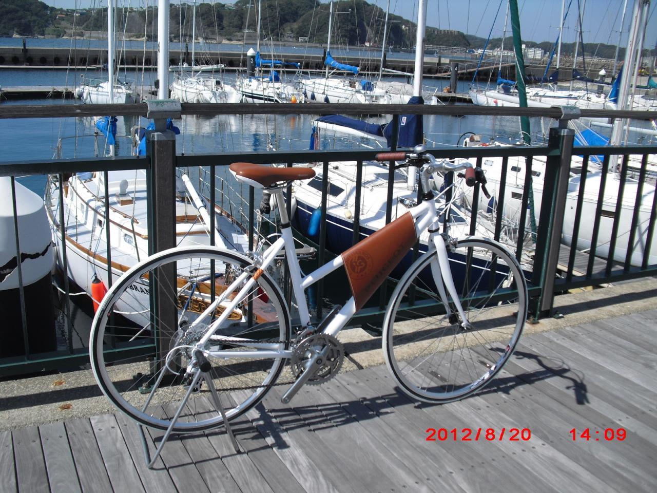 逗子駅前に100年続く自転車店です。ランドナーで新着記事一覧